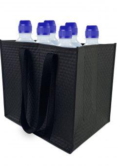 6 bottle carrier bag
